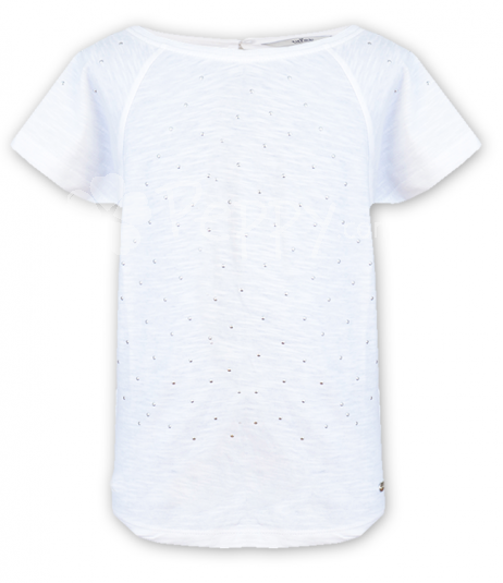 Детская  футболка  Tiffosi для девочки