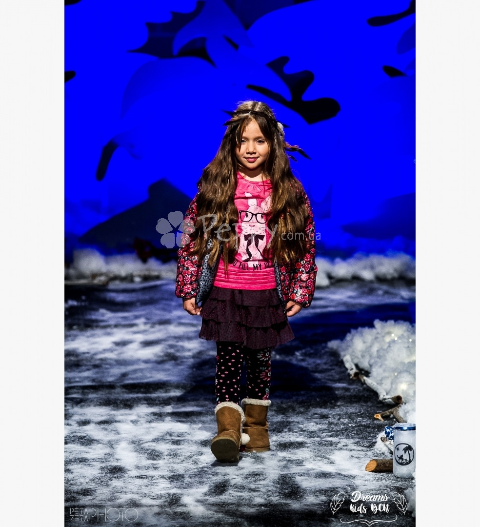 631a7df15 👗 Детский реглан Boboli для девочки