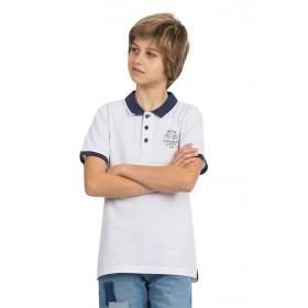 Детская футболка-поло  Tiffosi для мальчика