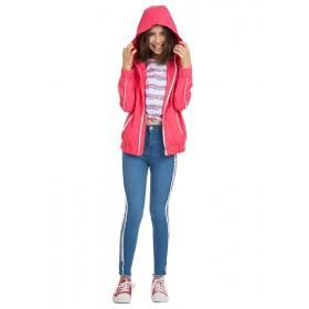 Детская куртка бомбер Tiffosi для девочки