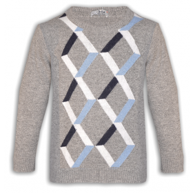 Детский кашемировый свитер  Dr.Kid для мальчика