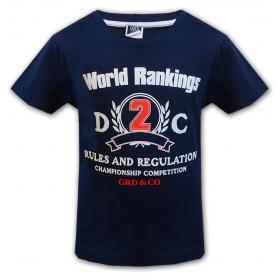 Детская  футболка  Girandola для мальчика