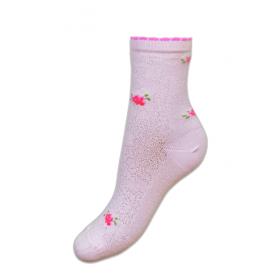 Детские ажурные носки Krebo для девочки
