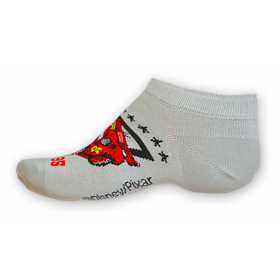 Детские укороченные носки Disney для мальчика