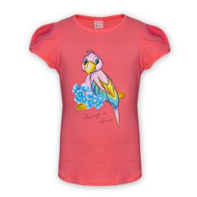 Детская футболка  Pettino  для девочки