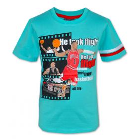Детская футболка  Pettino  для мальчика