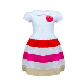 Детское нарядное платье Besta Plus  для девочки