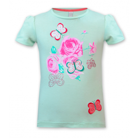 Детская  футболка  Besta Plus  для девочки