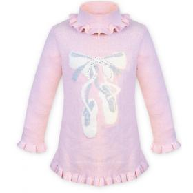 Детский шерстяной свитер  Dr.Kid для девочки