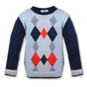 Детский шестяной свитер  Dr.Kid для мальчика