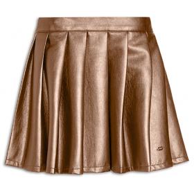 Детская кожаная  юбка Tiffosi для девочки