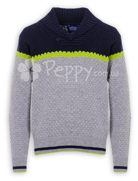 👗 Дитячий светр Tiffosi для хлопчика 5b442a9fa33fe