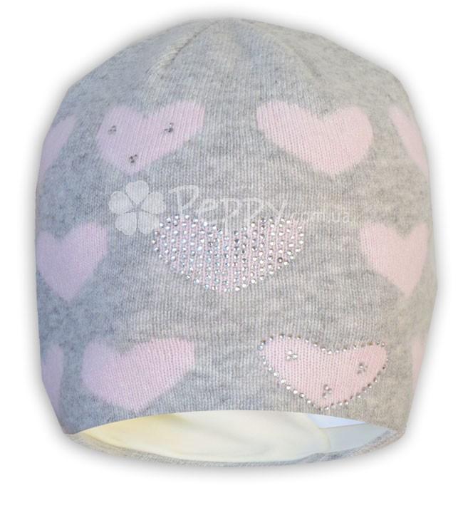 👗 Дитячий набір шапка та шарф Trestelle для дівчинки f55b4313c3b06