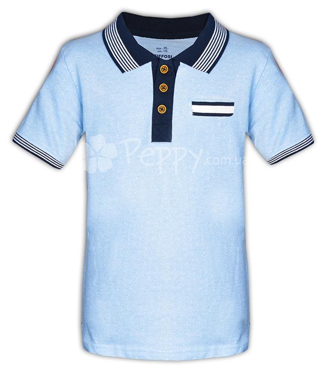 👗 Дитяча футболка-поло Tiffosi для хлопчика 011bd33563180