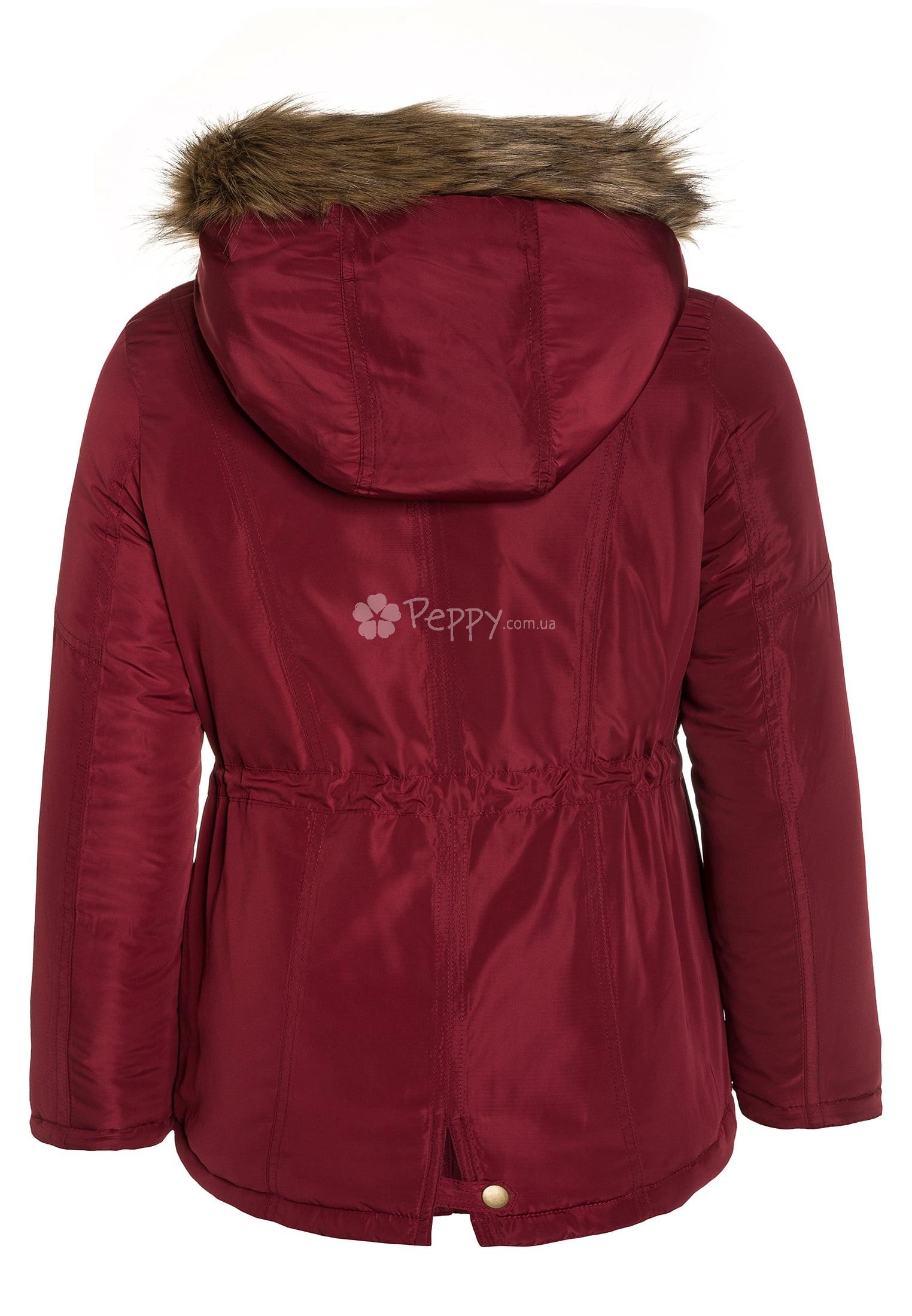 Дитяча куртка-парка Tiffosi для дівчинки ... 9f79295aa1aa2