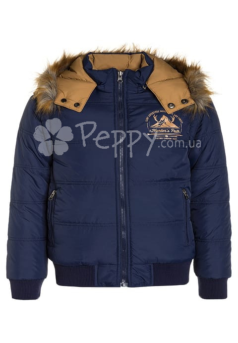 👗 Дитяча куртка-трансформер Tiffosi для хлопчика 2b6a9332d7f76