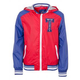 Дитяча куртка-вітровка Tiffosi для хлопчика fbdfa7ce271d1